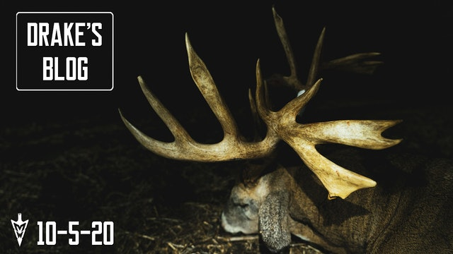 Drake's Blog: Opening Day of Deer Season in Iowa | Two Early Season Giants