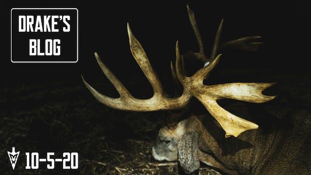 Drake's Blog: Opening Day of Deer Sea...