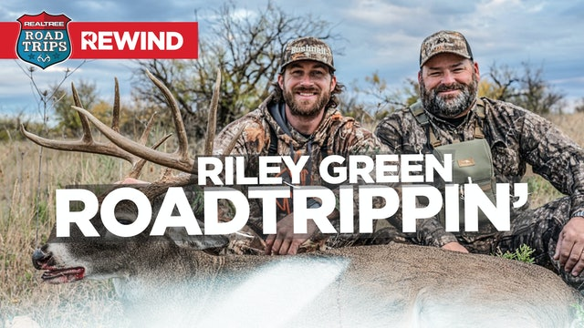 Road Trips Rewind | Riley Green's Roadtrippin' Record Year | Realtree Road Trips