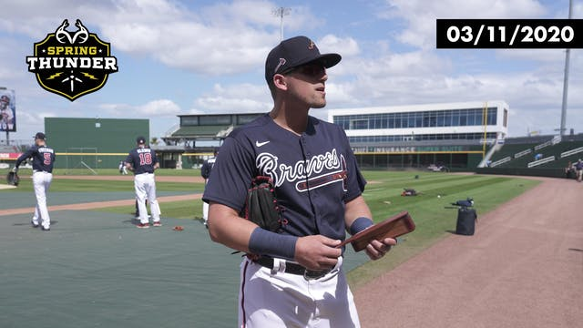Braves Player Austin Riley Goes Osceo...