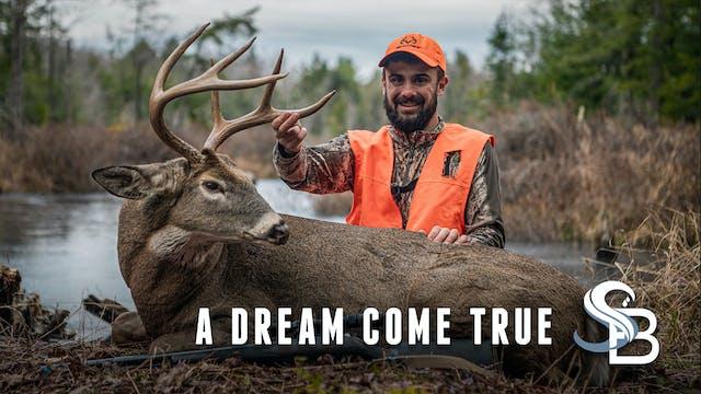A Buck Named Curly | Big-Woods New Ha...