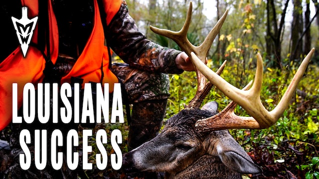 12-28-20: Louisiana Bayou Buck | Intense Buck Fight | Midwest Whitetail