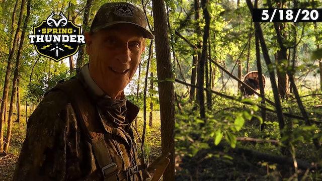Bill Jordan's Last-Day Strutter   Spot-and-Stalk Hunt   Realtree Spring Thunder