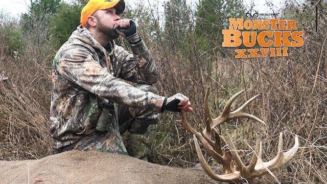 Josh McDaniel's Indiana Booner   Realtree's Monster Buck