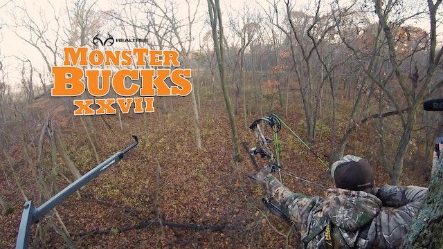 Josh McDaniel Crushes a Monster in Kansas