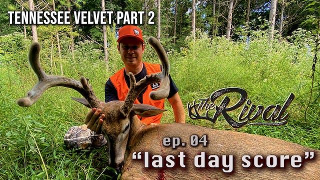 Tennessee Velvet Hunt (Part 2) | Fill...