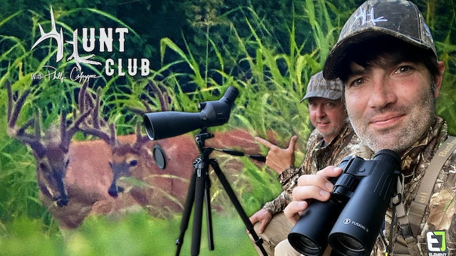 Glassing Big Velvet Bucks   Hunting Bow Tune-Up with Pitts   Hunt Club