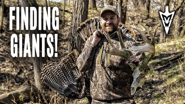 4-22-19: Giant Deadheads, Best Shooting Tip | Midwest Whitetail