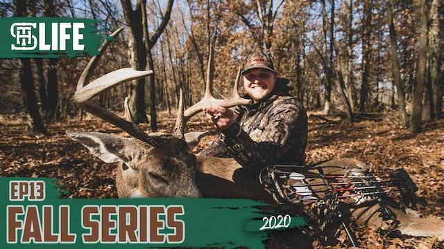The Perfect Kansas Rut Hunt | Cody Kelley's Big 7 | Small Town Life