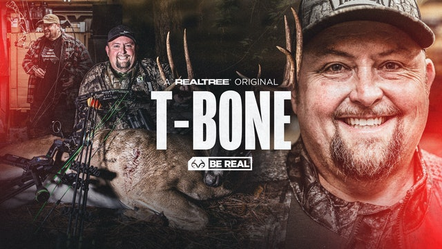 "Be Real: Taking the Shot | Becoming Travis ""T-Bone"" Turner | A Realtree Original"