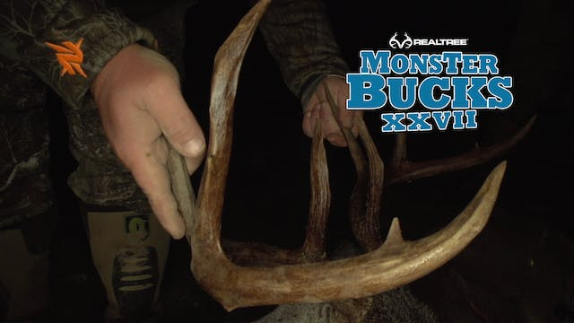 Keith Burgess Mexico Monster Buck