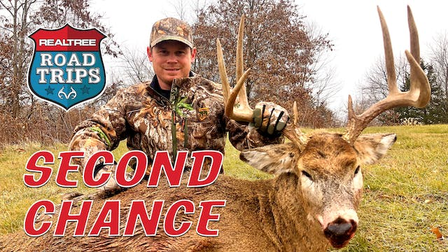 Big Buck Lost and Found | A Second-Ch...