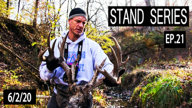 Treestand Evolution Over Time | Bill Winke Treestand Location Series