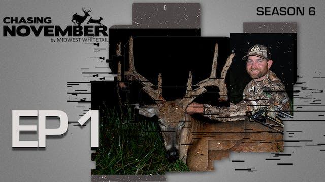 E1: Jared Mill's First Velvet Buck, T...