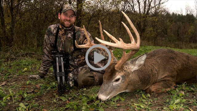 10-30-17: Pre-Rut Cold Front | Midwest Whitetail