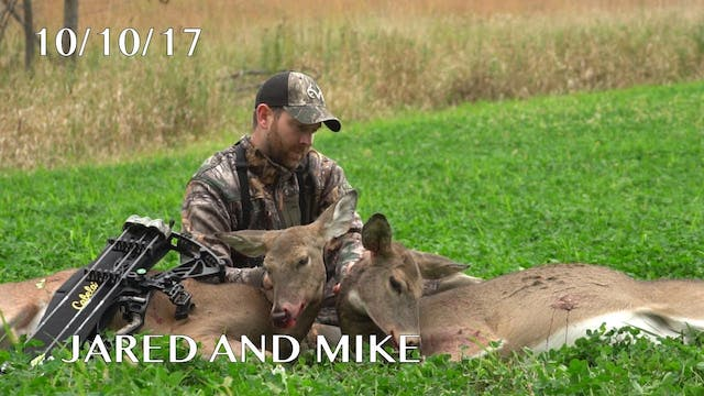 Jared's Blog: Pre-Front Doe Hunt