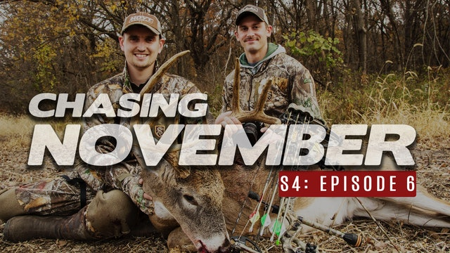 S4E6: Public Land Buck, November's Eve