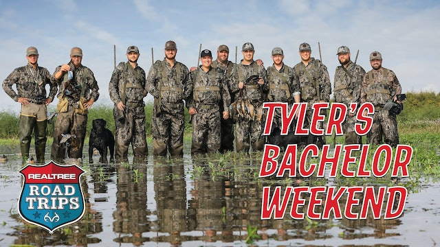 Tyler Jordan's Bachelor Party | A Funny, Priceless Prank | Realtree Road Trips