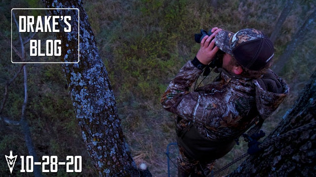 Drake's Blog: Morning Rut Funnel | Deploying the CuddeLink Camera System