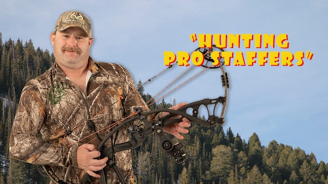 "Pitts on: ""Hunting Pro Staffers"""