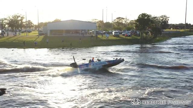 Jacob Wheeler Fishes Lake Okeechobee | A Bunch of Huge Bass | Realtree Fishing
