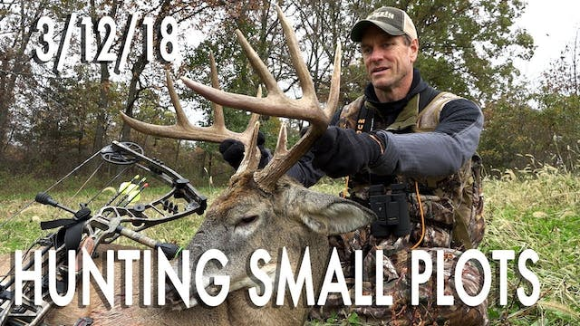 Winke's Blog: How-to Hunt Small Plots