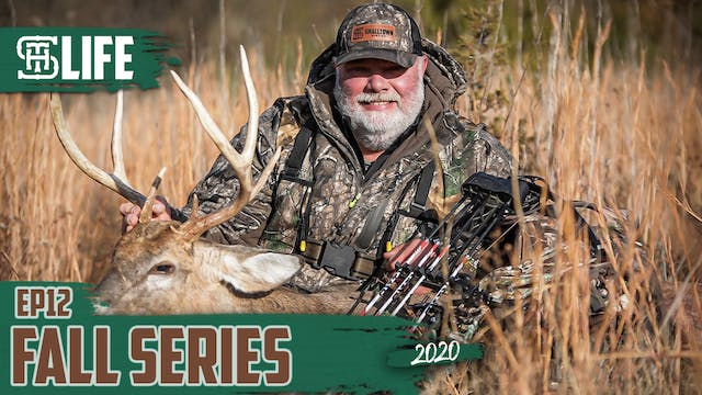 A Full-Rut Kansas Stud | Keith Burges...