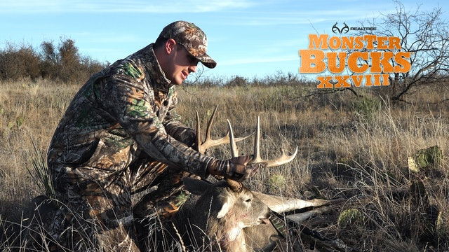Tyler Jordan's Giant Texas Buck | Realtree's Monster Bucks