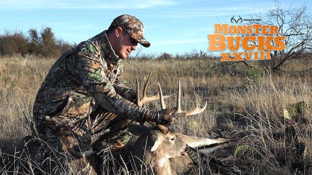 Tyler Jordan's Giant Texas Buck | Rea...