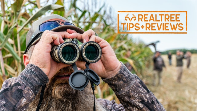 Scouting for Waterfowl and Finding the X with Binos | Realtree Tips and Reviews
