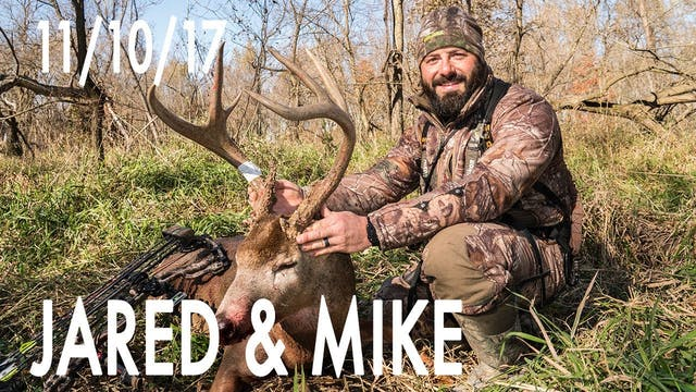 Jared's Blog: New Farm, First Buck