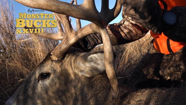 Tyler Jordan's Oklahoma Droptine Tank | Realtree's Monster Bucks