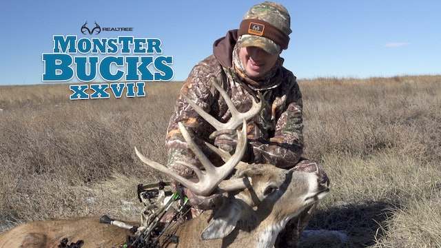 Tyler Jordan Hunts A Monster Buck in Colorado