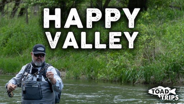 Kayak Fishing the Happy Valley Experi...
