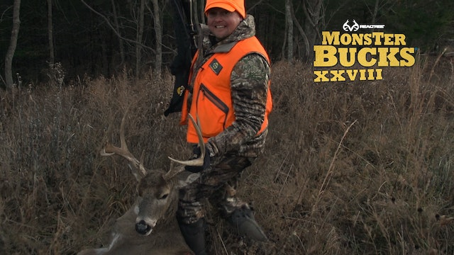 Cody Kelley's Huge Missouri Whitetail | Realtree's Monster Bucks