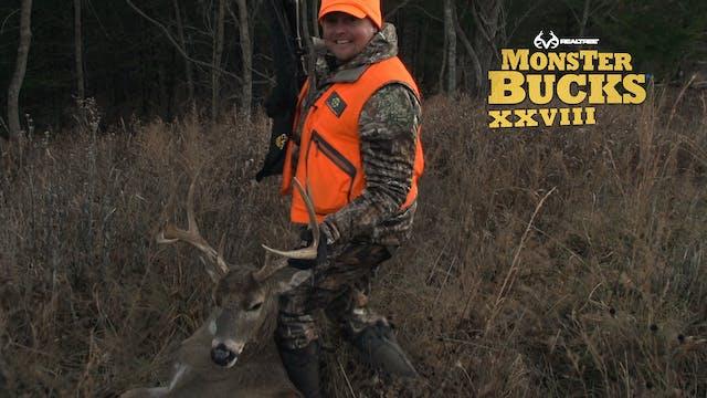 Cody Kelley's Huge Missouri Whitetail...