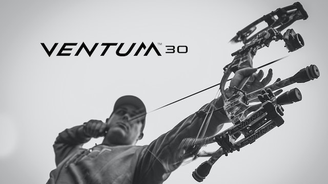 New HOYT VENTUM Setup with T-Bone | Realtree Road Trips