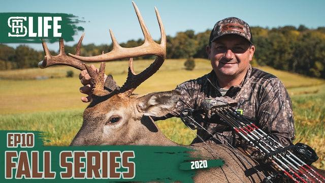 12-Ringing a Big Ol' Buck | Chris Ashley's Kentucky Stud | Small Town Life