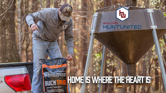 Mississippi Deer Hunting: Home Is Where the Heart Is