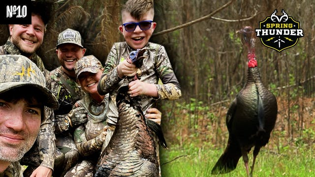 2021 Turkey Hunt of the Year | Big 12...
