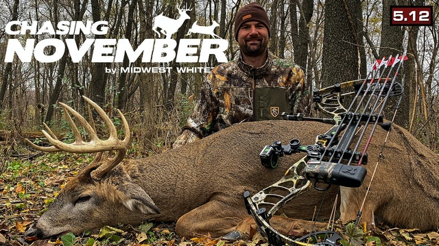 S5.E12. Calling an Illinois Cruiser | Hunting Rut Funnels | Chasing November