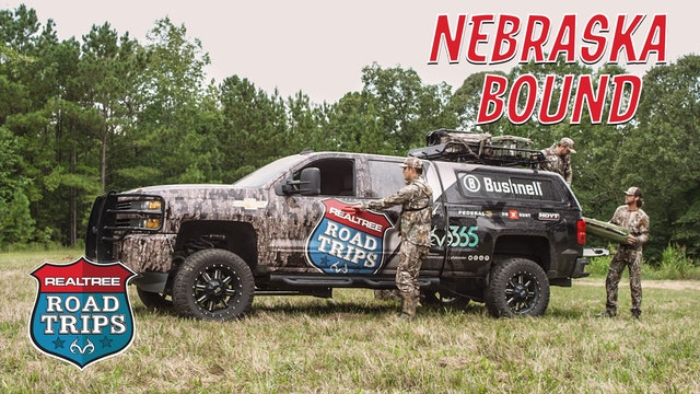 Rolling to Nebraska for a Velvet Double-Drop-Tine Buck | Realtree Road Trips