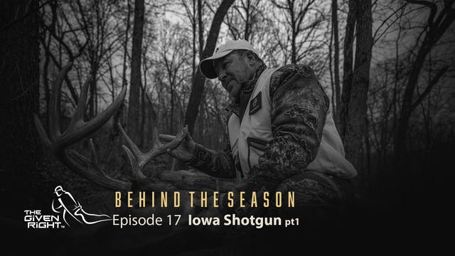 Iowa Boom Stick Bucks | Behind the Se...