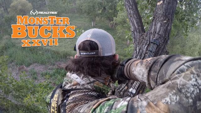 Nate Hosie's Early-Season Montana Bow Buck