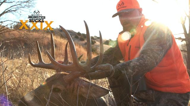 Jeff Danker's River-Bottom Nebraska Buck | Monster Bucks 2021
