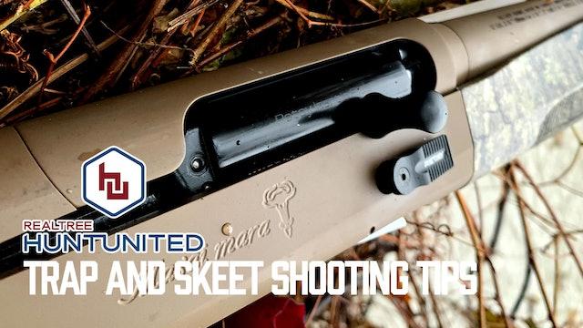 Learning Trap-Shooting Tips on the Gun Range