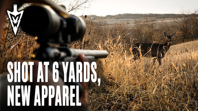 12-21-20: Late-Season Targets | Shot At 6 Yards | Midwest Whitetail