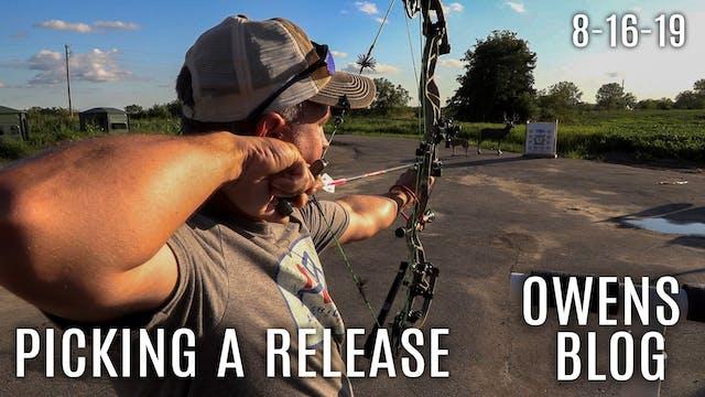Owen's Blog: Choosing A Release, Cont...