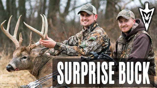 12-24-18: Late Season Surprise Buck |...