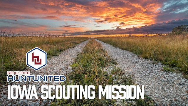 Summer Scouting Mission | Hanging Trail Cams on an Iowa Dream Farm | Hunt United